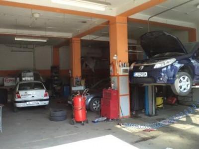 Hala in zona centrala (pretabil service auto)