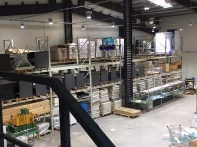 Spatiu industrial zona Dambu Rotund