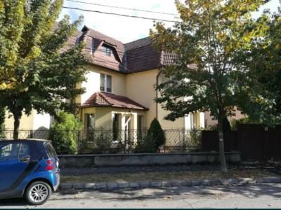 Casa singura in curte gheorgheni
