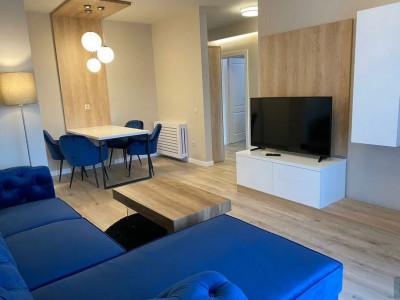 Apartament 2 camere, cluj-napoca, zona centrala, bloc nou