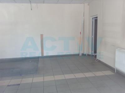 Spatiu comercial open-space