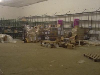Depozit in zona Iullius mall